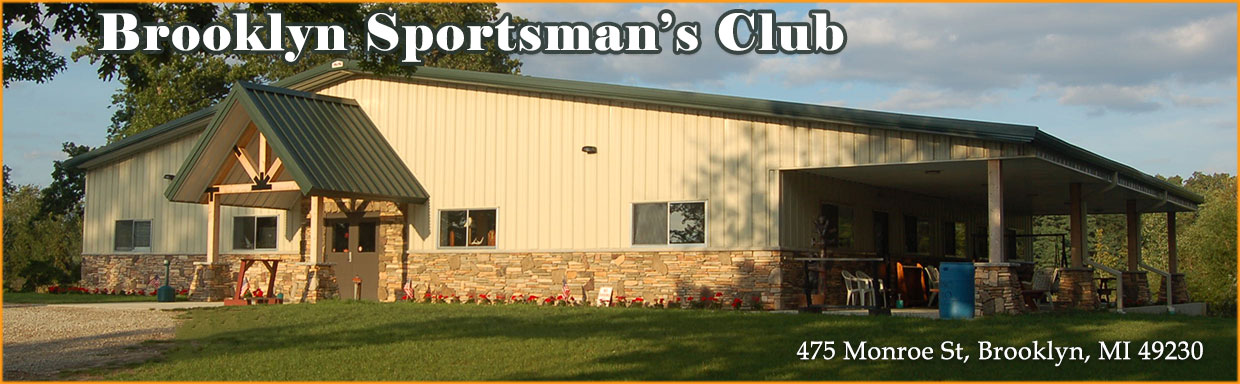 Brooklyn Sportsman's Club Michigan